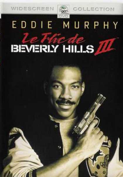 French DVDs - Beverly Hills Cop III