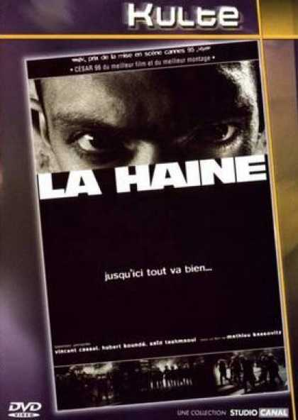 French DVDs - La Haine