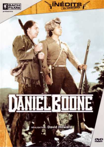 French DVDs - Daniel Boone