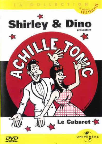 French DVDs - Achille Tonic