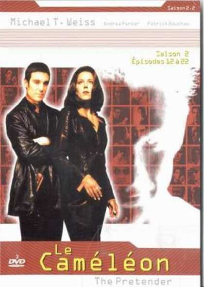 French DVDs - The Pretender Vol 4