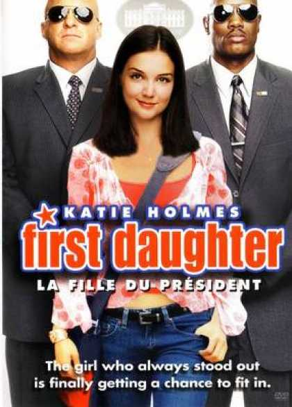 French DVDs - First Daughter French Canadian