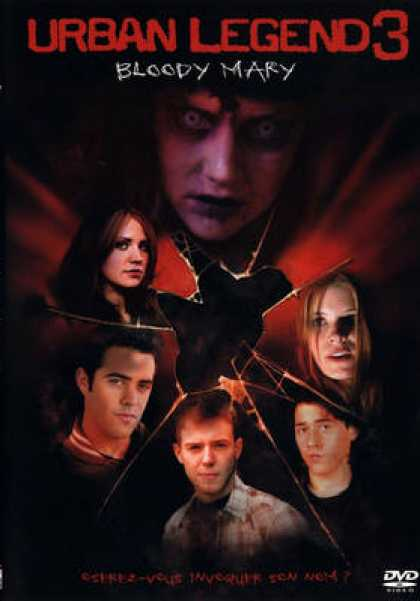 French DVDs - Urban Legends Bloody Mary
