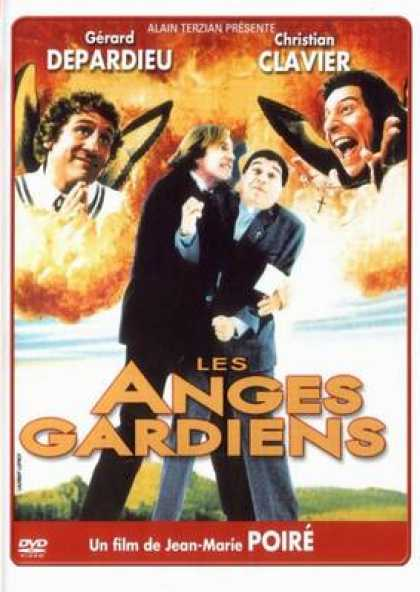 French DVDs - Guardian Angels