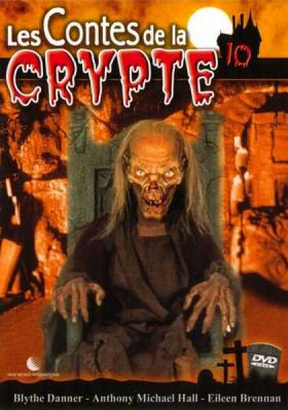 French DVDs - Tales From The Crypt French Vol 10