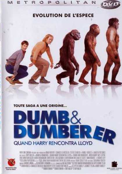 French DVDs - Dumb And Dumberer