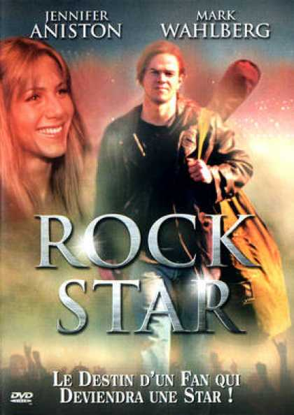 French DVDs - Rock Star