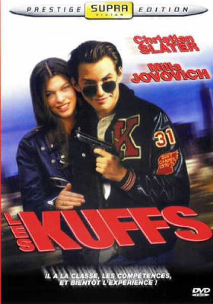 French DVDs - Les Kuffs