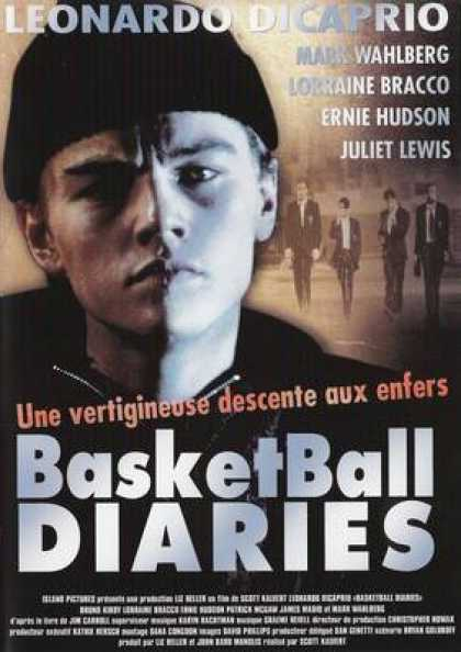 French DVDs - The Basketball Diaries