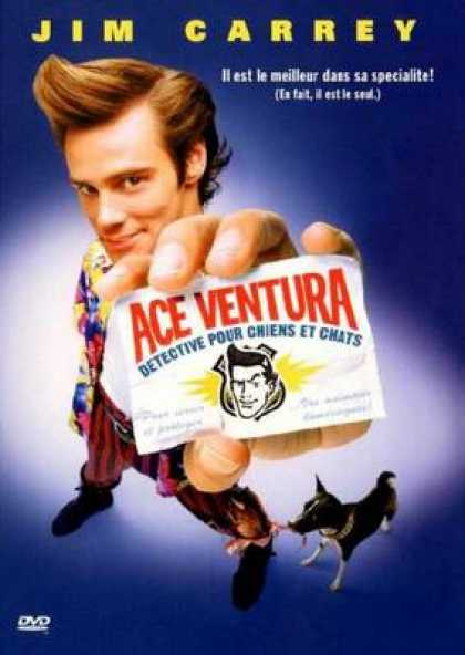 French DVDs - Ace Ventura