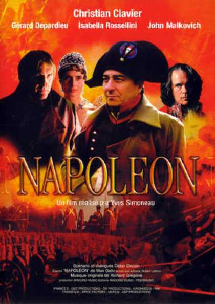 French DVDs - Napoleon