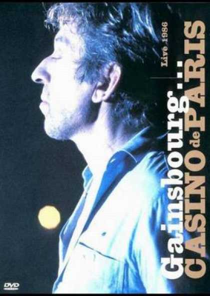 French DVDs - Gainsbourg Live