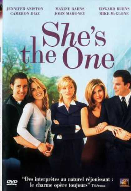 French DVDs - Shes The One