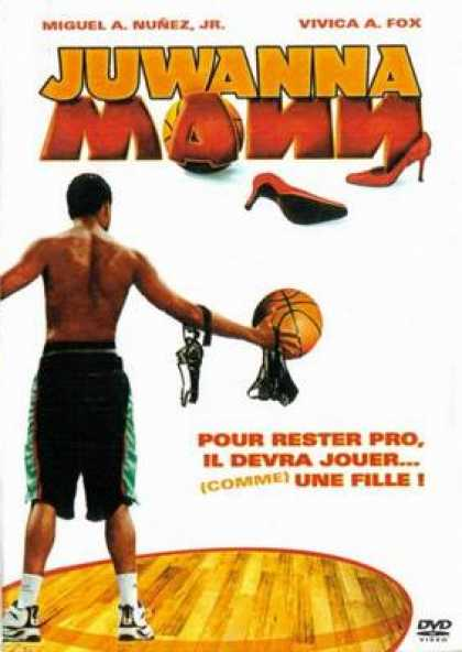 French DVDs - Juwanna Man