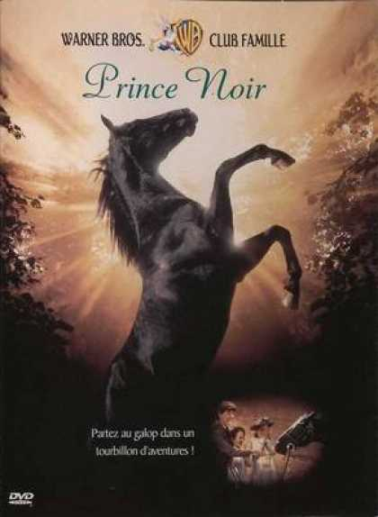 French DVDs - Black Beauty