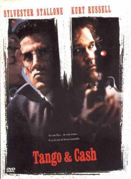 French DVDs - Tango & Cash
