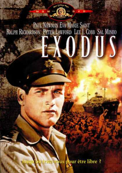 French DVDs - Exodus