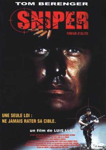 French DVDs - Sniper