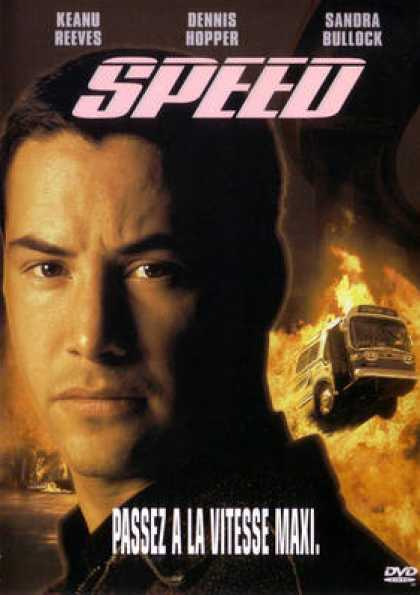 French DVDs - Speed