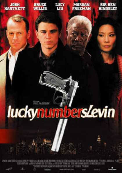 French DVDs - Lucky Number Slevin