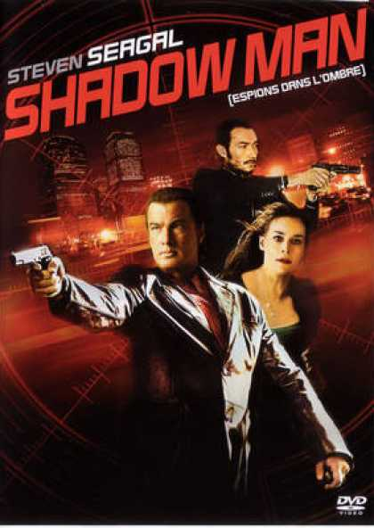 French DVDs - Shadow Man (2006) FRENCH – CANADAIN