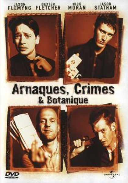 French DVDs - Lock, Stock & Two Smoking Barrels