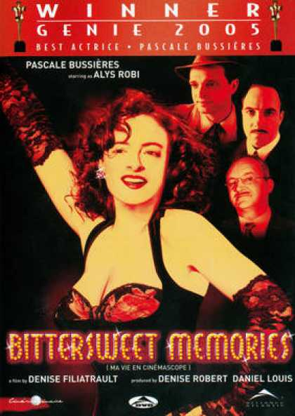 French DVDs - Bittersweet Memories