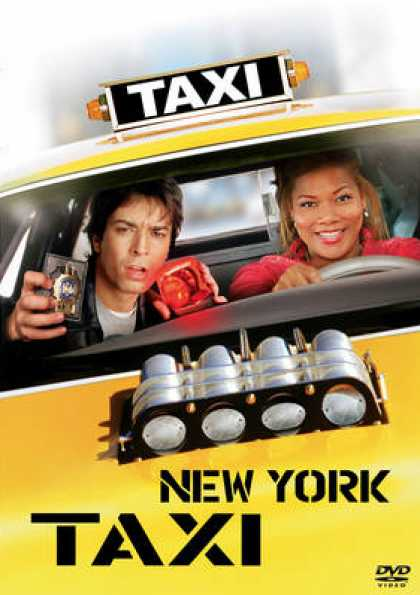French DVDs - Taxi