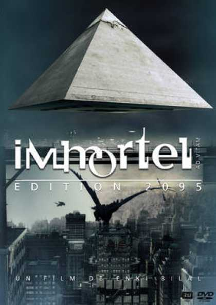 French DVDs - Immortel