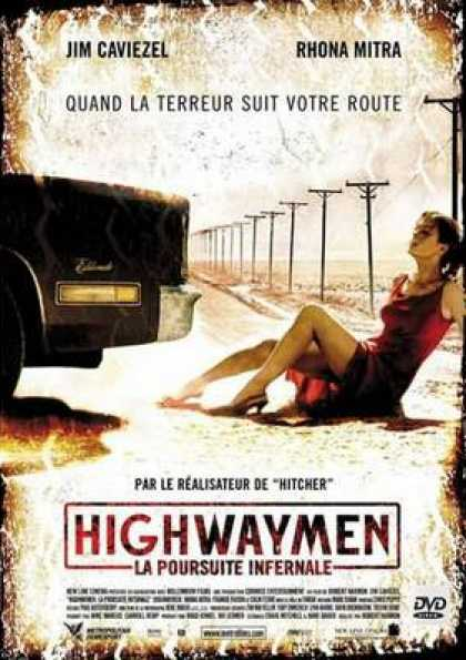 French DVDs - Highwaymen