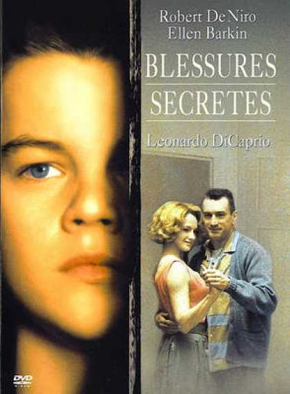 French DVDs - Blessures Secretes