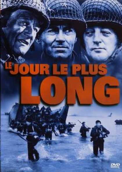 French DVDs - The Longest Day