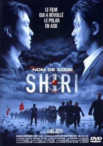 French DVDs - Code Name Shiri