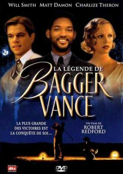 French DVDs - The Legend Of Bagger Vance