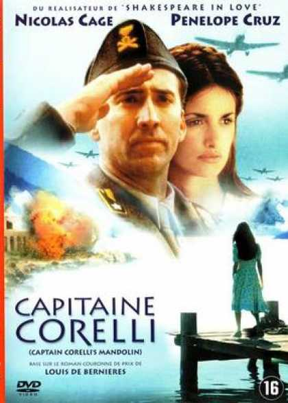 French DVDs - Capitain Corellis Mandolin