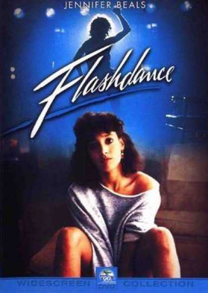 French DVDs - Flashdance
