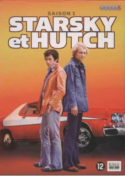 French DVDs - Starsky And Hutch The Series Vol 1
