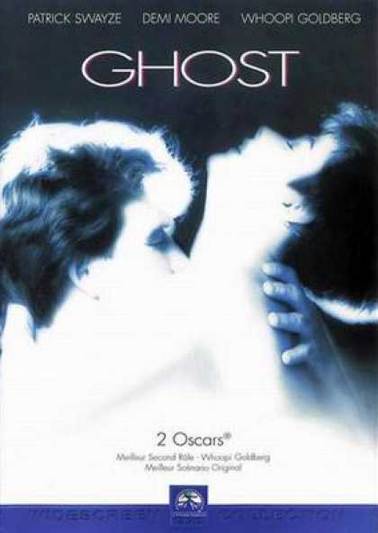 French DVDs - Ghost