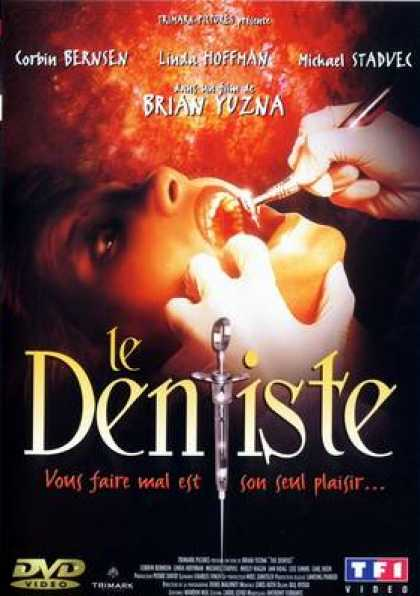 French DVDs - The Dentist