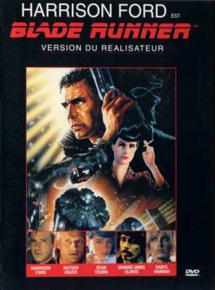 French DVDs - Blade Runner