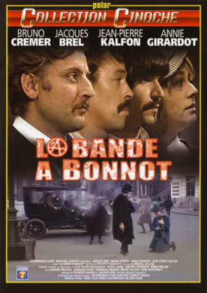 French DVDs - La Bande A Bonnot