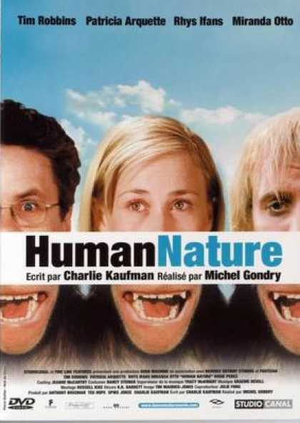 French DVDs - Human Nature