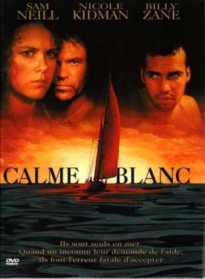 French DVDs - Dead Calm