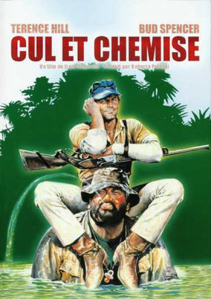 French DVDs - Cul Et Chemise