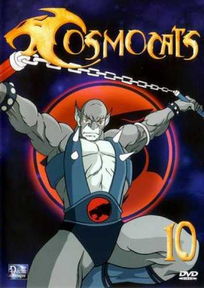 French DVDs - Thundercats Volume 10