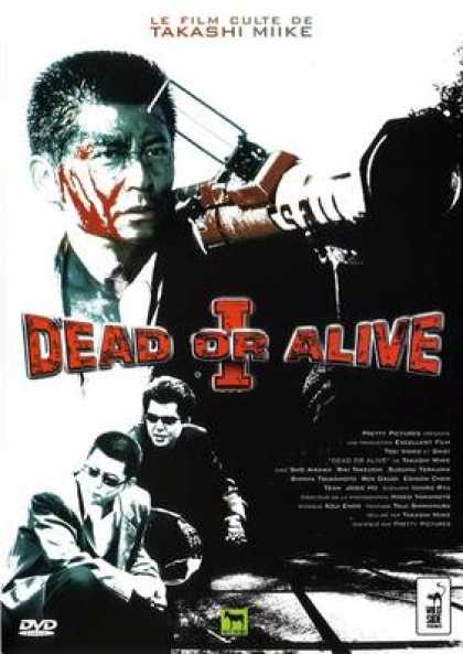 French DVDs - Dead Or Alive