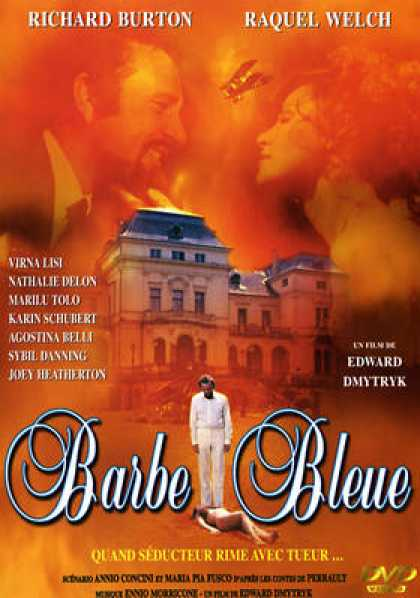 French DVDs - Barbe Bleue