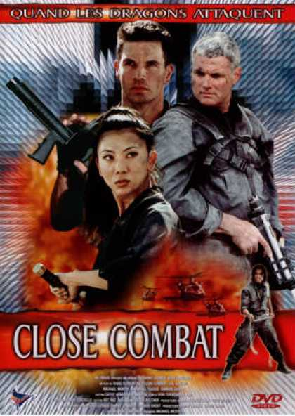 French DVDs - Close Combat