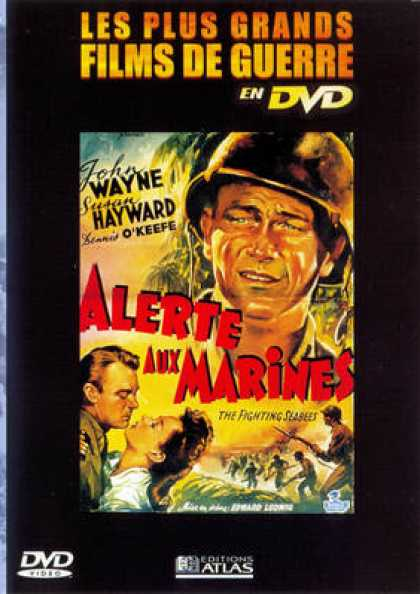 French DVDs - Alerte Aux Marines
