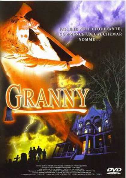 French DVDs - Granny